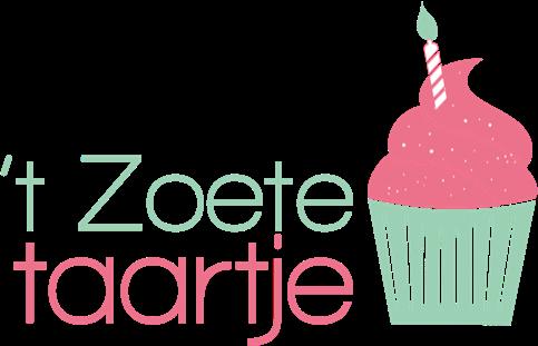 Zoete taartje logo